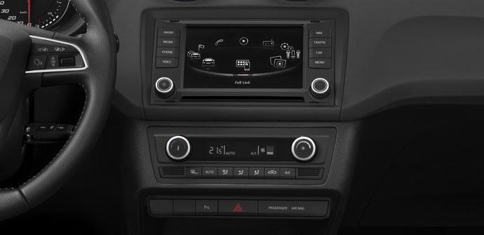 Nuevo SEAT Ibiza 2015 colaboración con Samsung