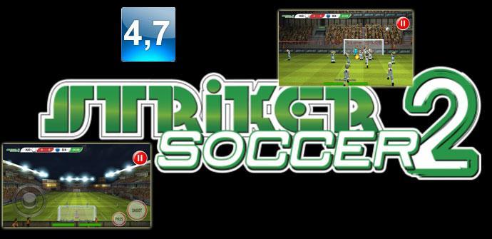 Juego Striker Soccer 2
