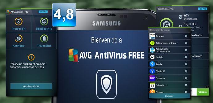 Imagen de AVG AntiVirus FREE