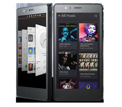 Aquaris E5 HD Ubuntu Edition