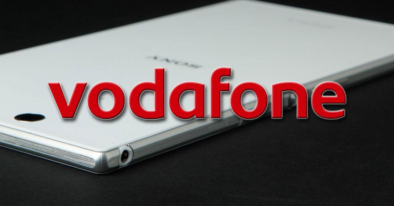 Sony Xperia Z Ultra de Vodafone