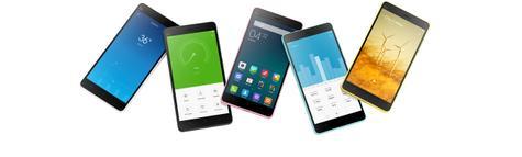 Xiaomi Mi 4i en color negro