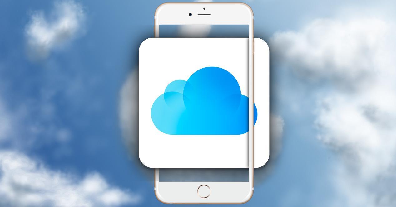 Carpeta iCloud en iOS 9.