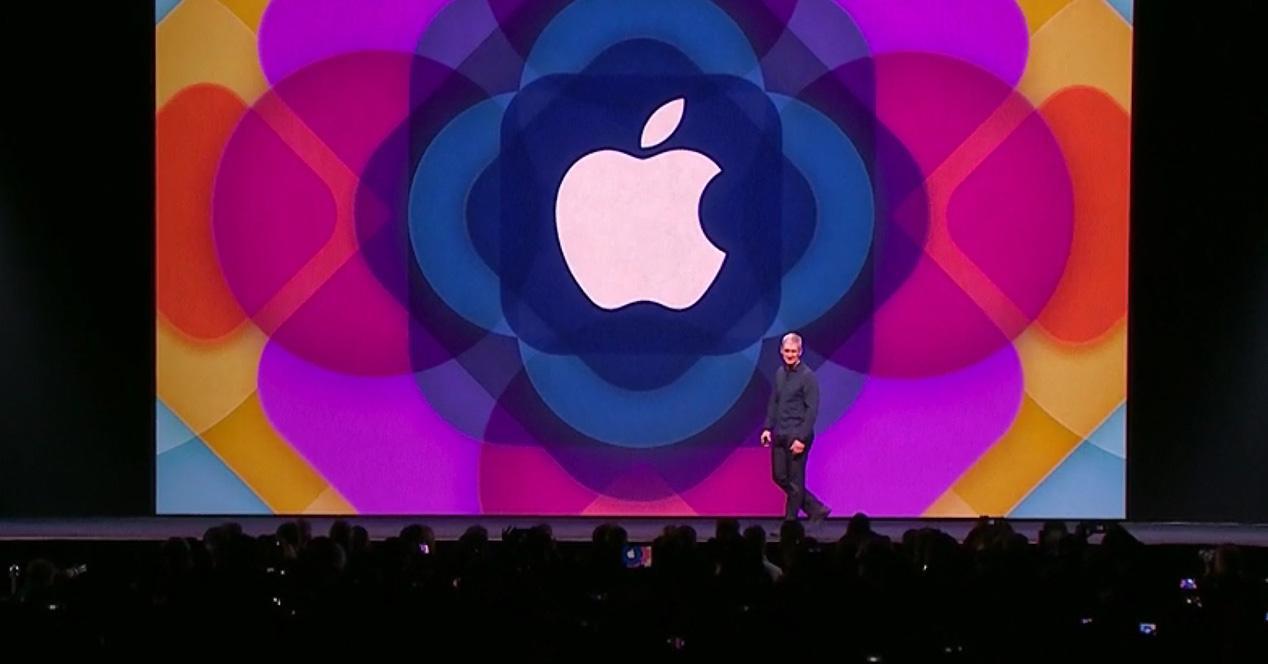iOS 9 de Apple.