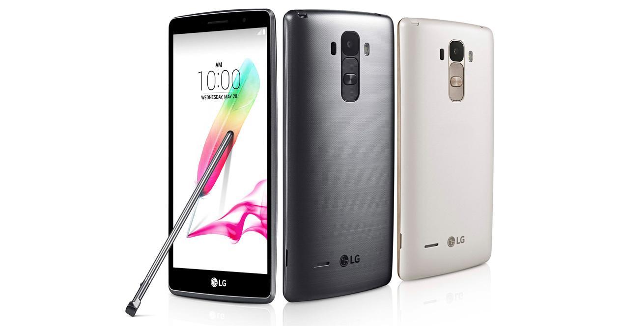 LG G4 Stylus.