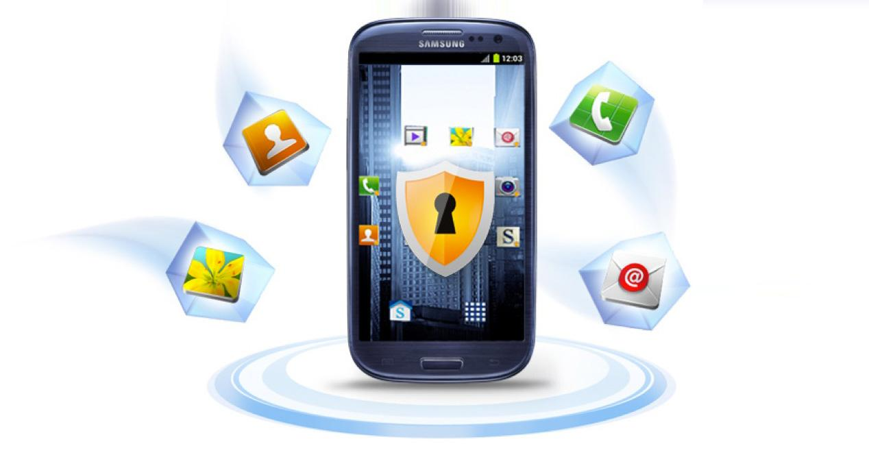 KNOX Samsung.