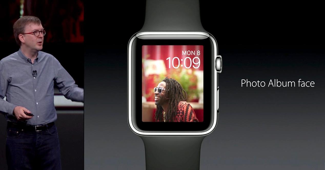 watchOS de Apple.