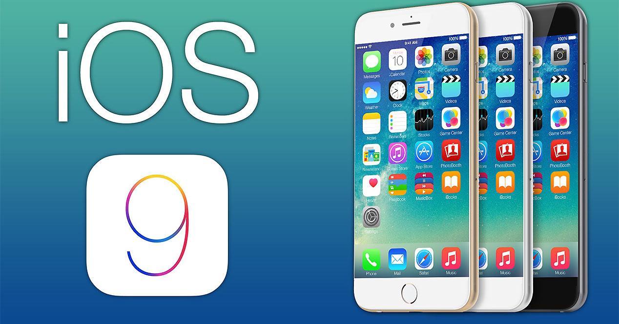 Actualizacion OTA con iOS 9