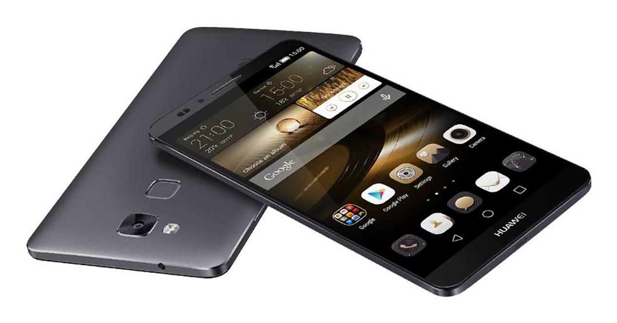Huawei Mate 8 bodegón