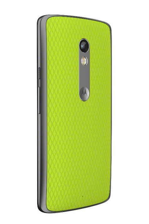 Motorola Moto X Play en color verde
