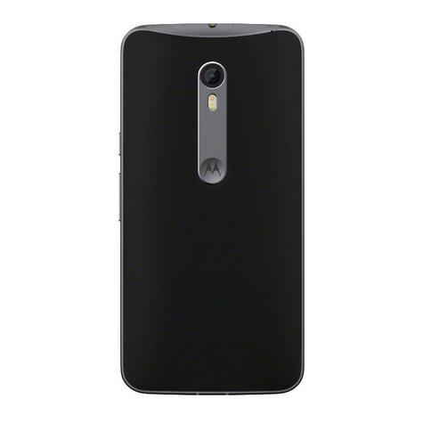 Motorola Moto X Style negro