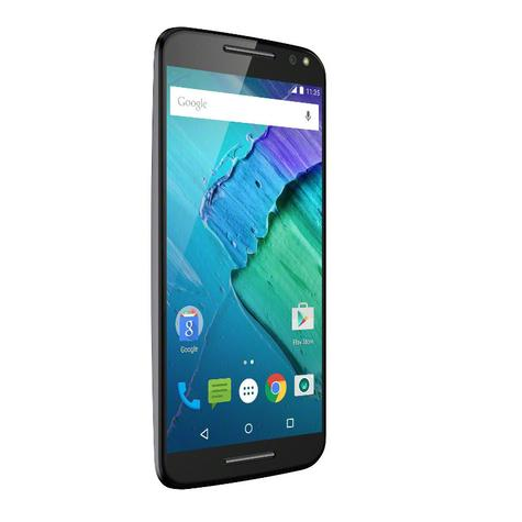 Motorola Moto X Style frontal