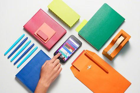 Motorola Moto G Tercera Generación en varios colores