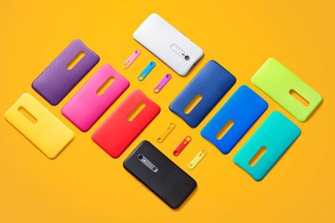 Motorola Moto G Tercera Generación carcasas