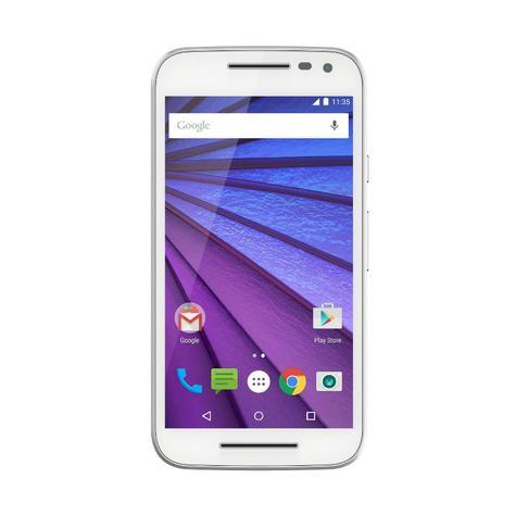 Motorola Moto G Tercera Generación blanco