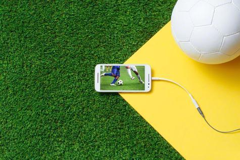 Motorola Moto G Tercera Generación conecado