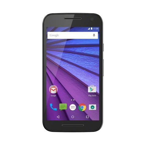 Motorola Moto G Tercera Generación vista frontal