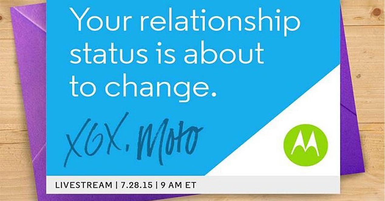 Presentacion del Motorola Moto G 2015
