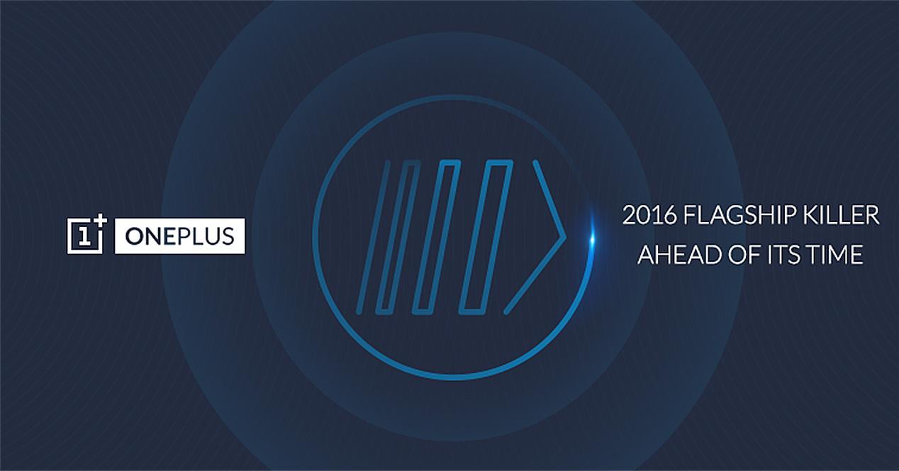 Mensaje de OnePlus motivado por el lanzamientodel inminente OnePlus 2