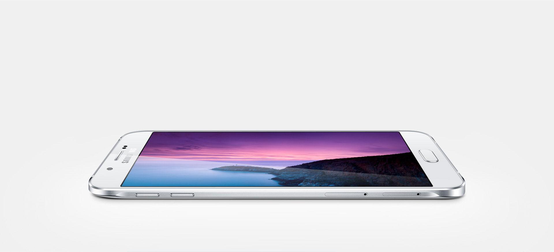 Samsung Galaxy A8 perfil