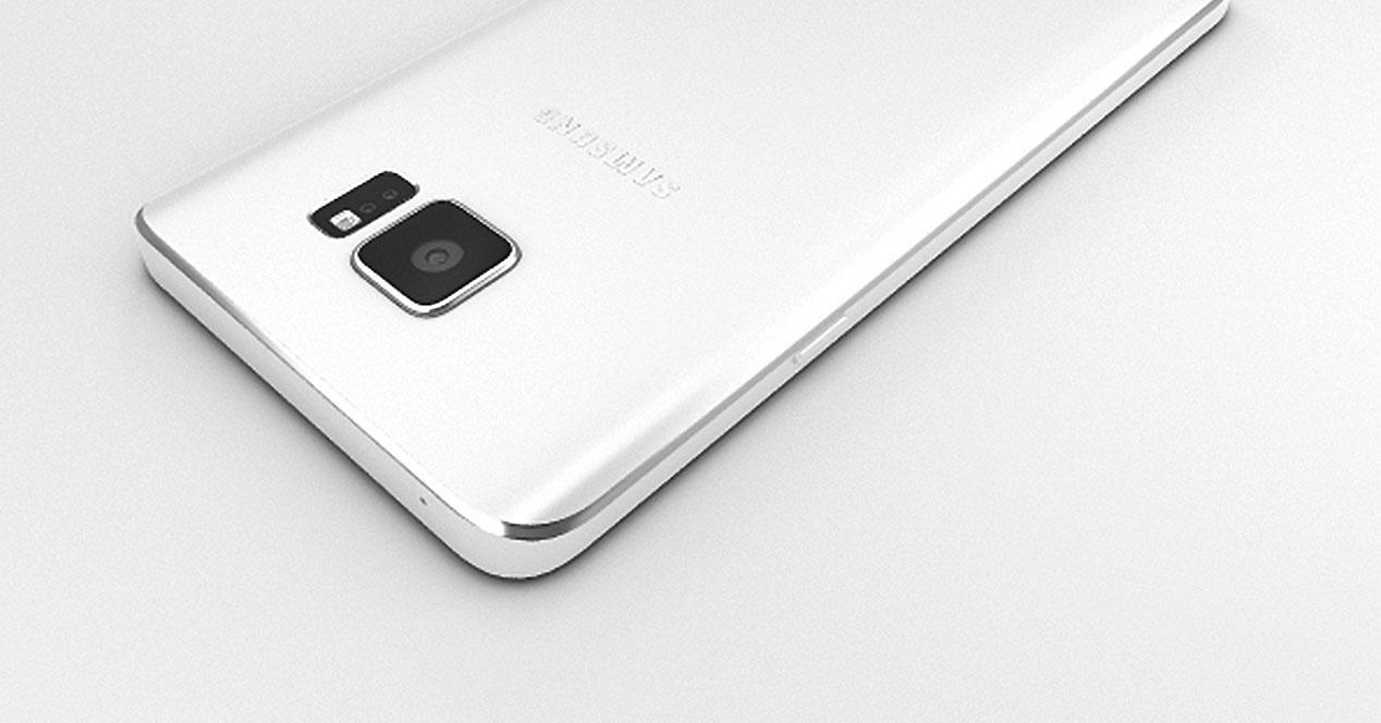 Diseño del Samsung Galaxy Note 5