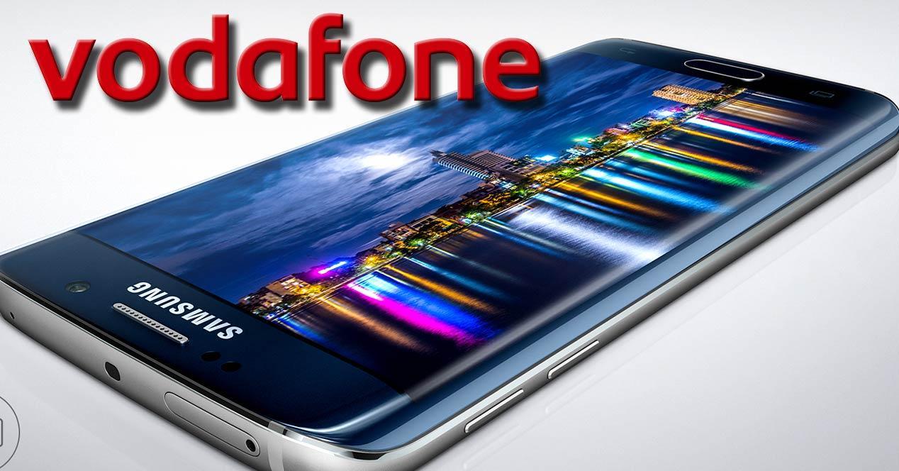 Samsung Galaxy S6 de Vodafone
