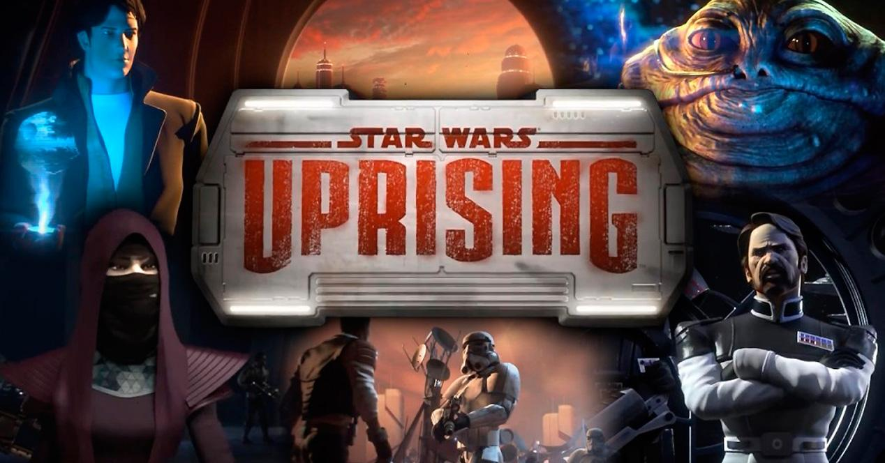 Star Wars Uprising.