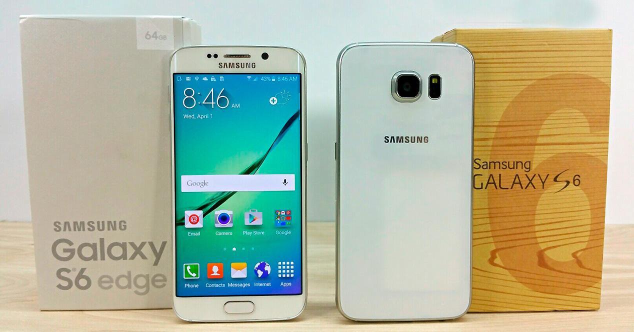 Falsificaciones de móviles Android.