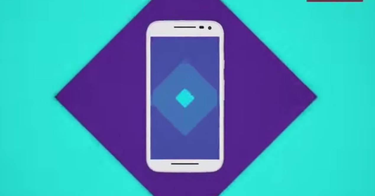 Moto G 2015 vídeo