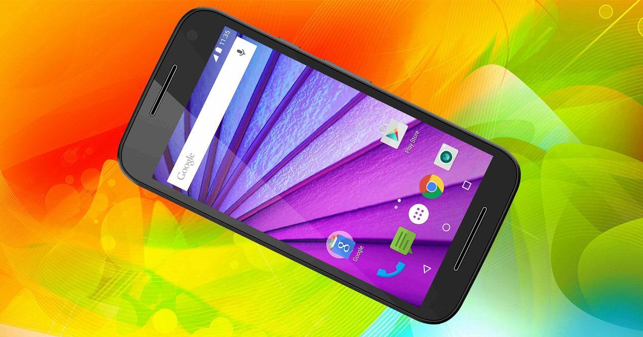 Motorola Moto G 2015 tercera generacion