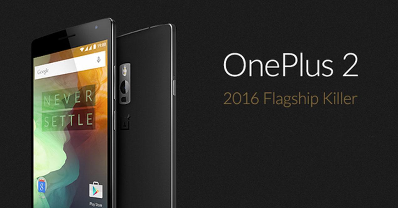 OnePlus 2 foto oficial