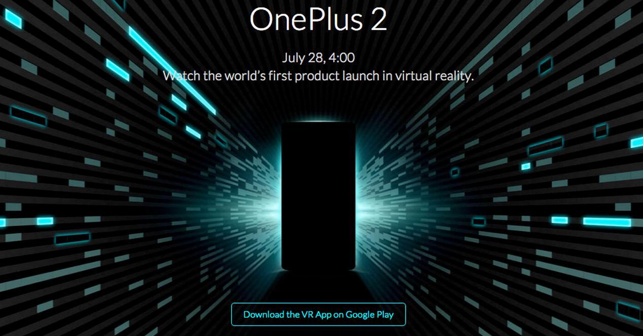 OnePlus 2 AnTuTu y presentación VR.
