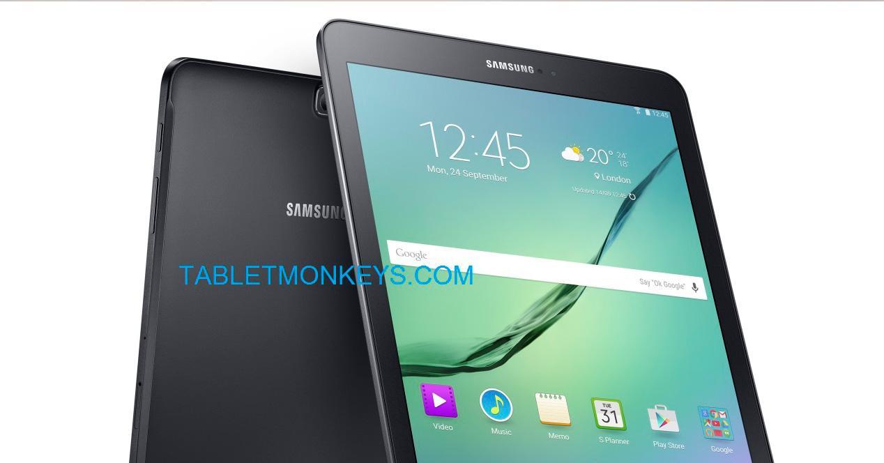 Samsung Galaxy Tab S2.