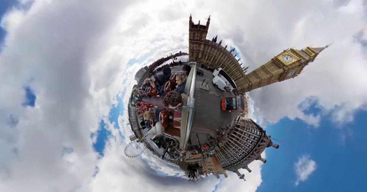 Vídeo 360 grados