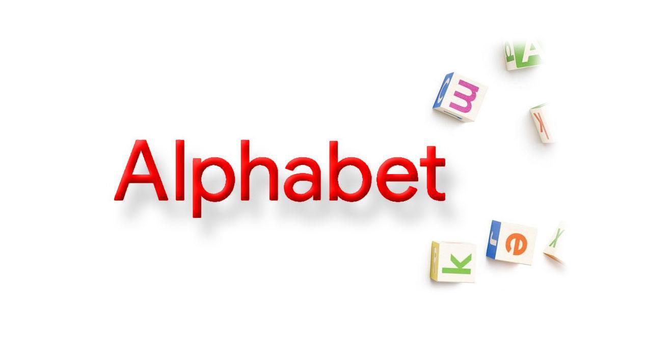 Alphabet logotipo