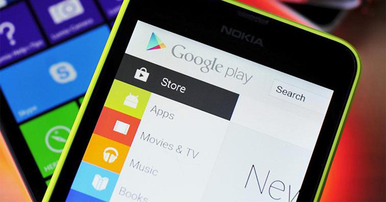 Tienda de apps de Google
