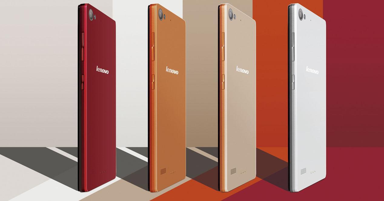 Modelos del Lenovo Vibe X2
