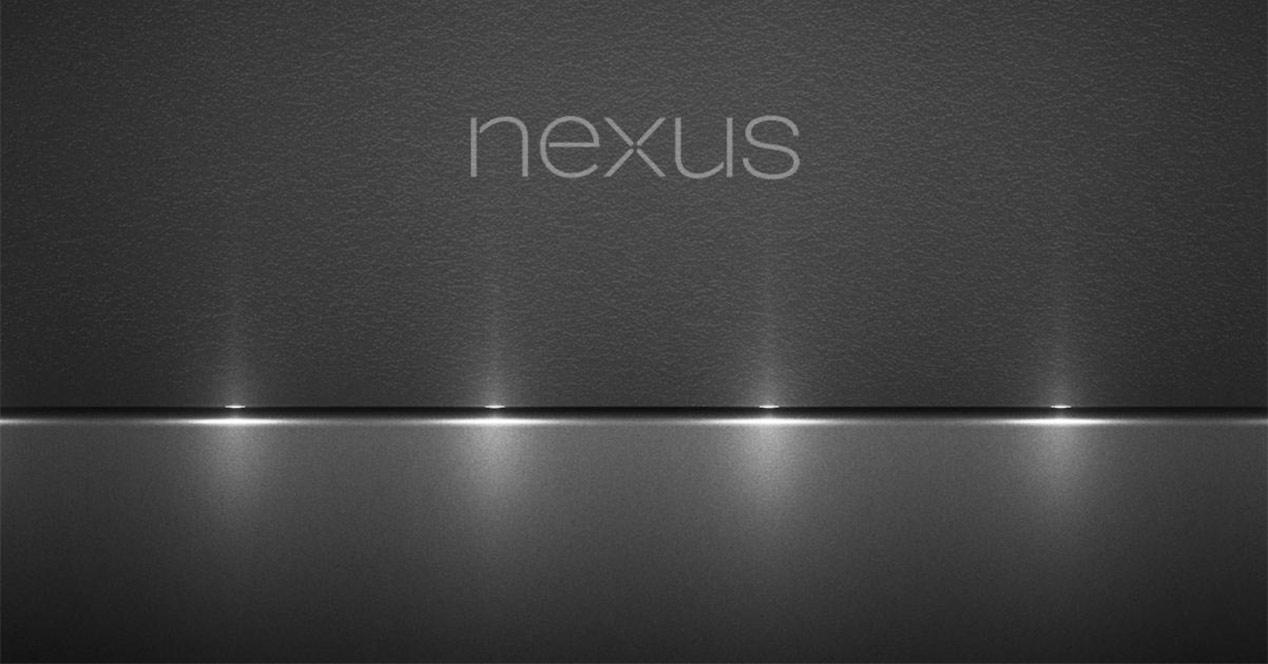 Letras y logo Nexus
