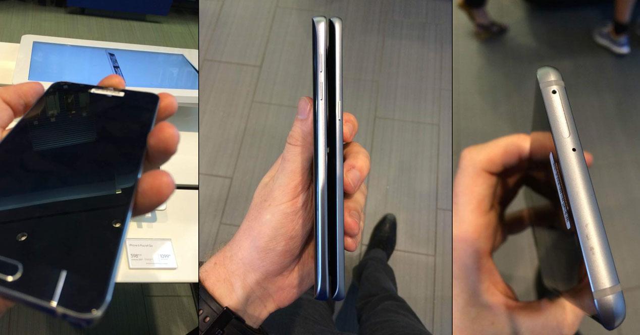 Posible imagen del Samsung Galaxy Note 5