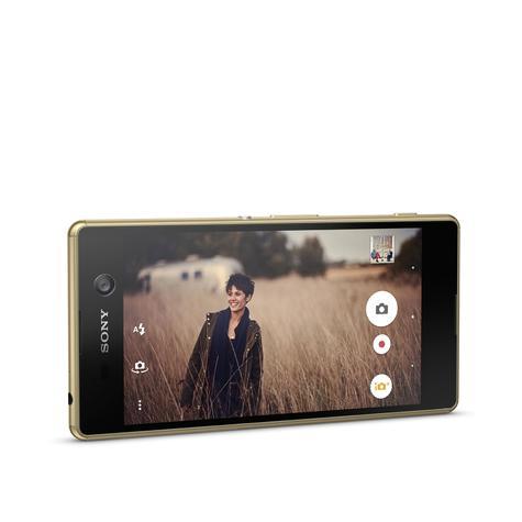 Sony Xperia M5 modo vídeo