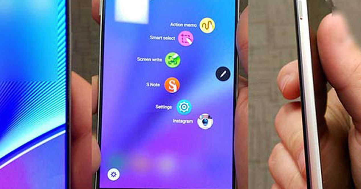 Fotos del Samsung Galaxy Note 5