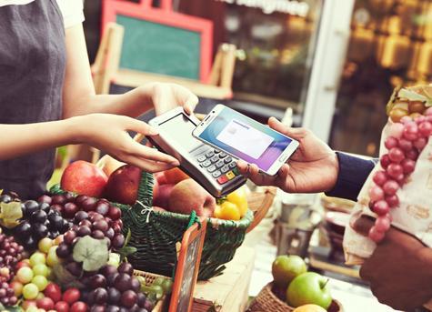 Samsung Galaxy Note 5 sistema de pago