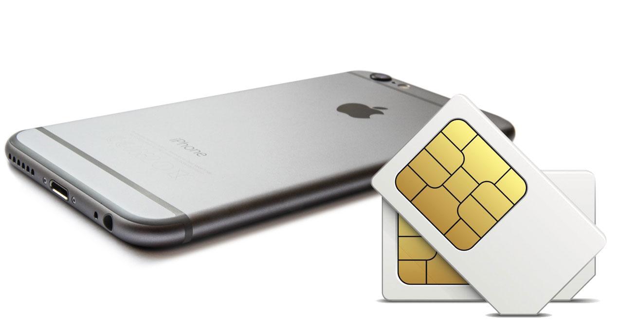 iPhone 6 Dual SIMs