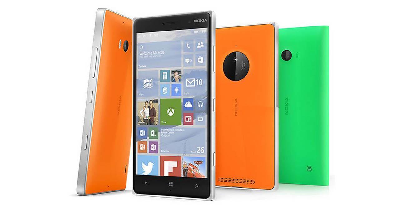 Windows 10 Mobile Lumia portada