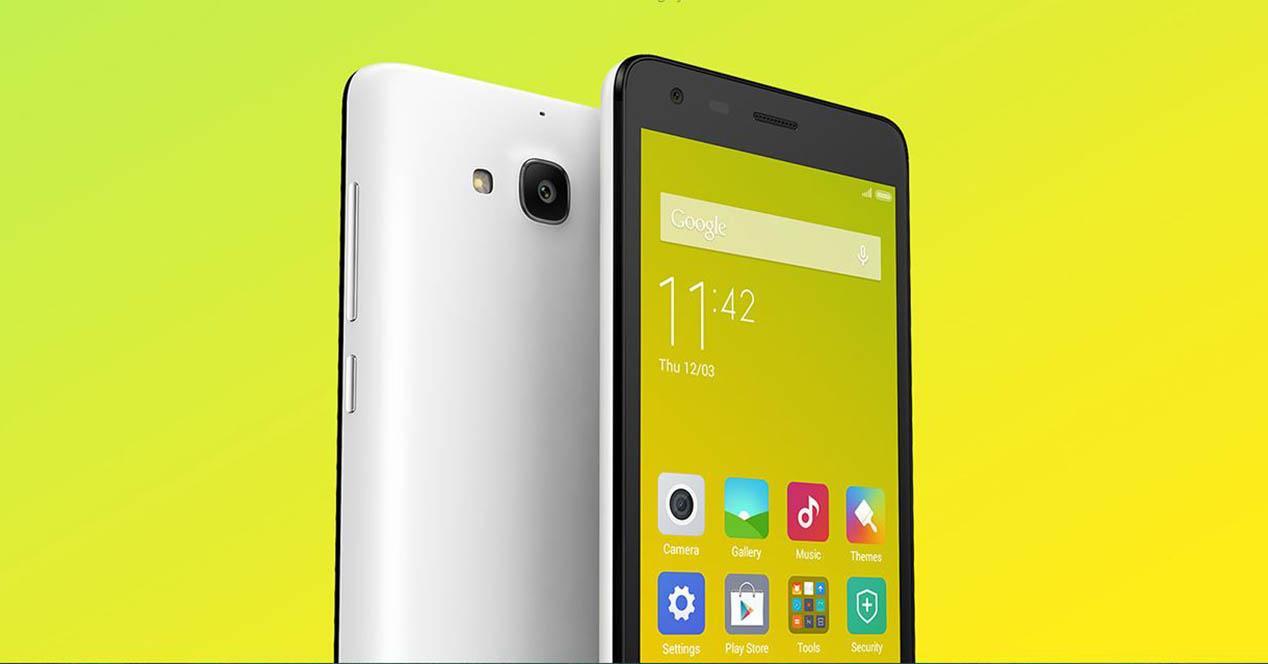 Xiaomi Redmi 2 Prime portada