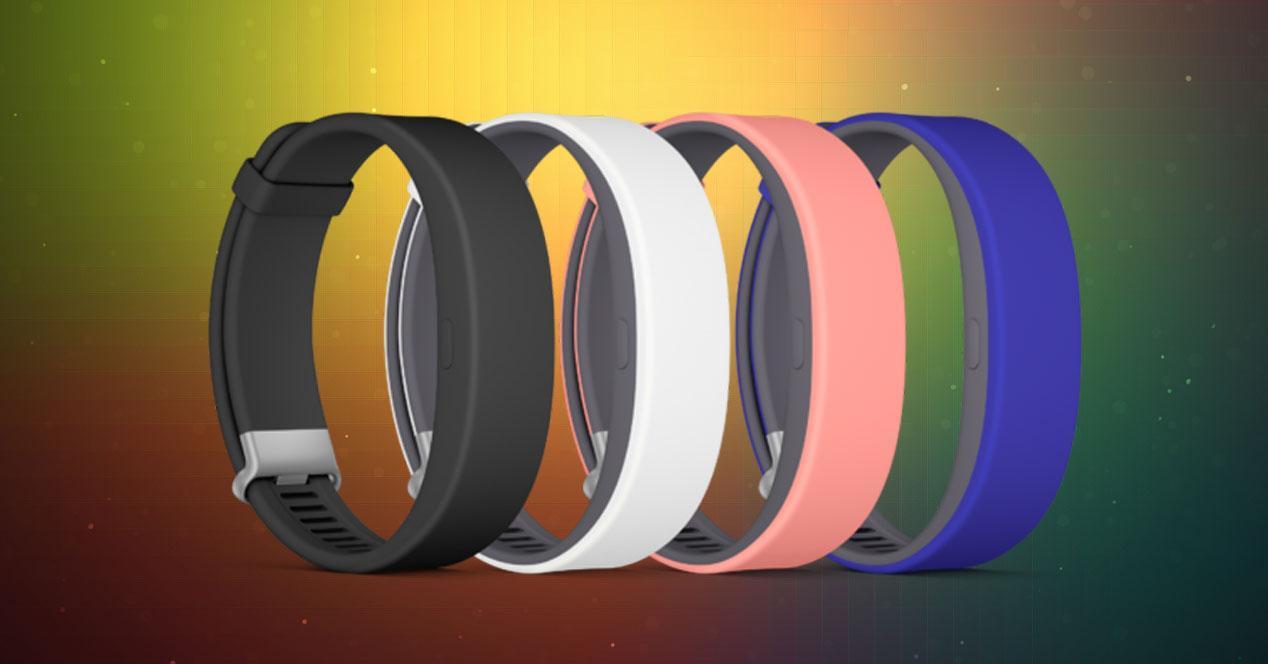SmartBand 2 colores