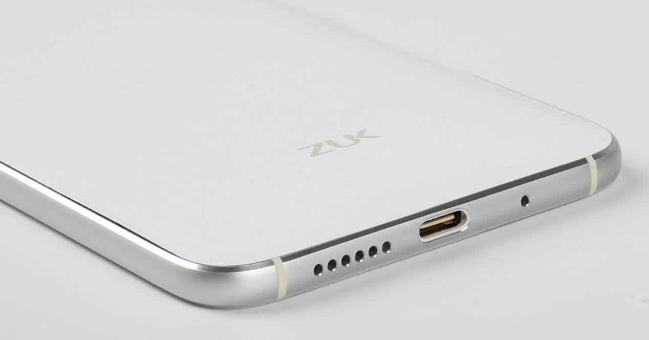 ZUK Z1 portada