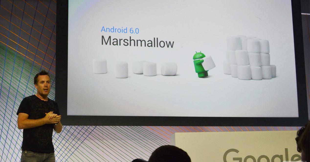 actualizacion OTA de Android 6.0 Marshmallow