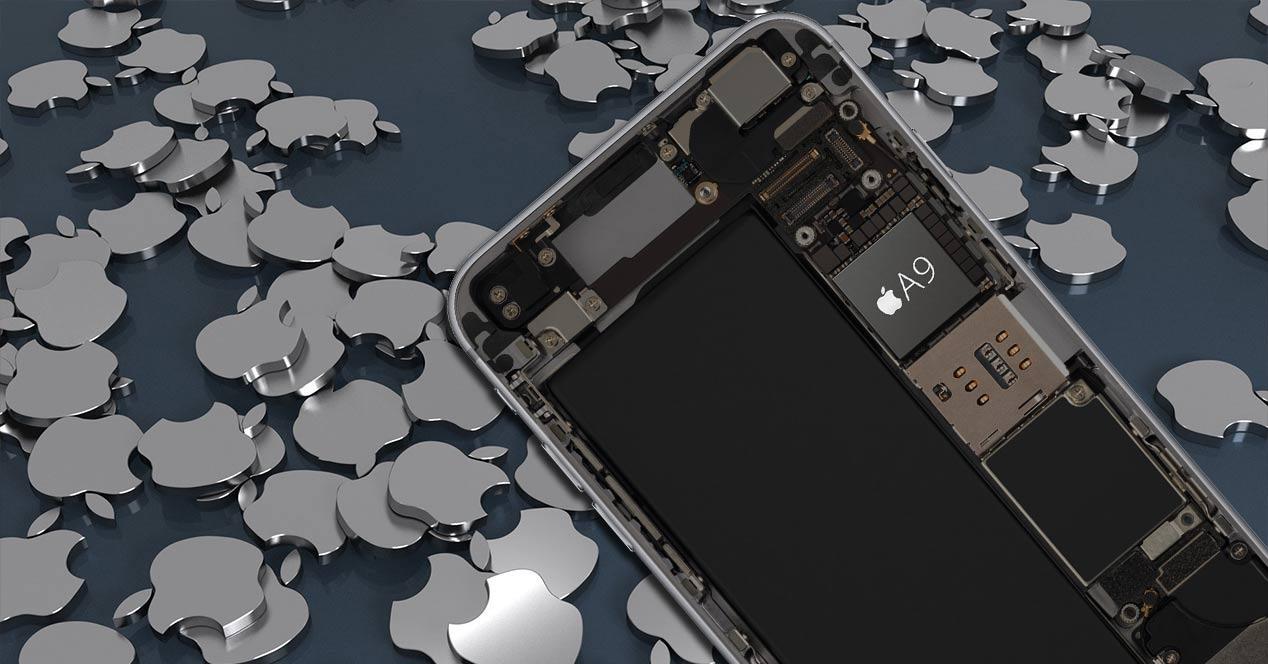 Procesador Apple A9 del iPhone 6s