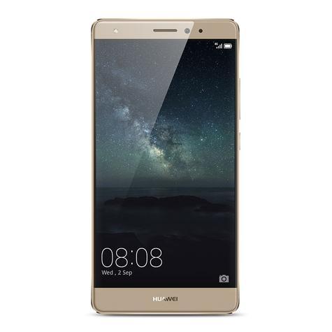 Huawei Mate S frontal